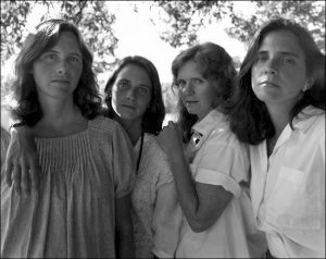 The Brown Sisters 1985