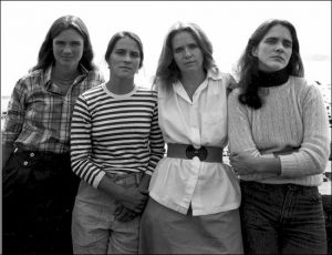 The Brown Sisters 1979