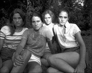 The Brown Sisters 1981