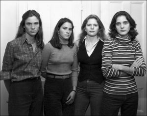 The Brown Sisters 1977