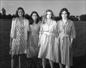 The Brown Sisters 1976