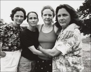 The Brown Sisters 2002