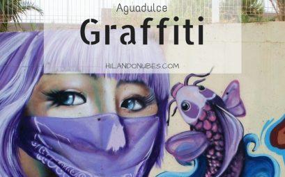 hilandonubes graffitis Aguadulce Almeria